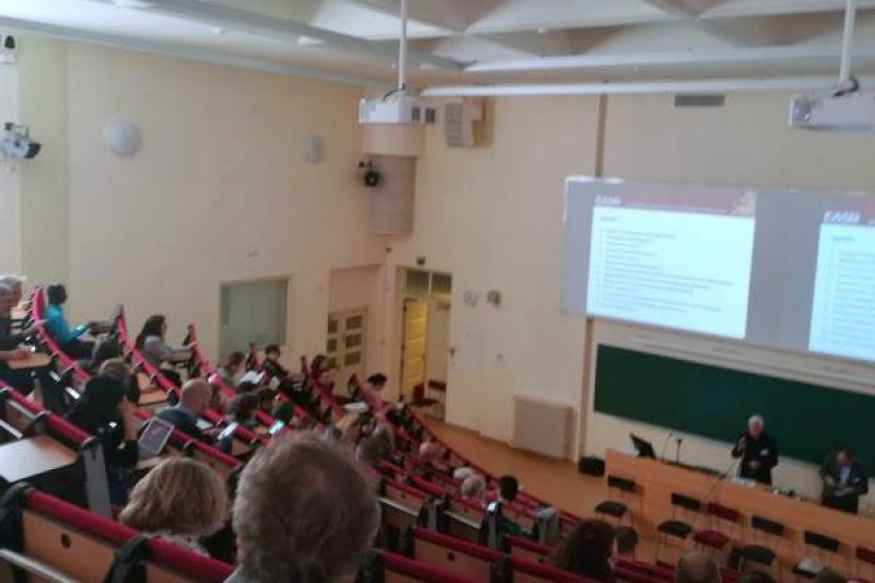 Konferencja EASR - sukces naszego nauczyciela akademickiego