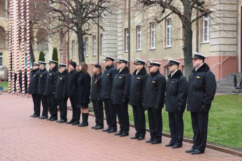 101. rocznica utworzenia Marynarki Wojennej