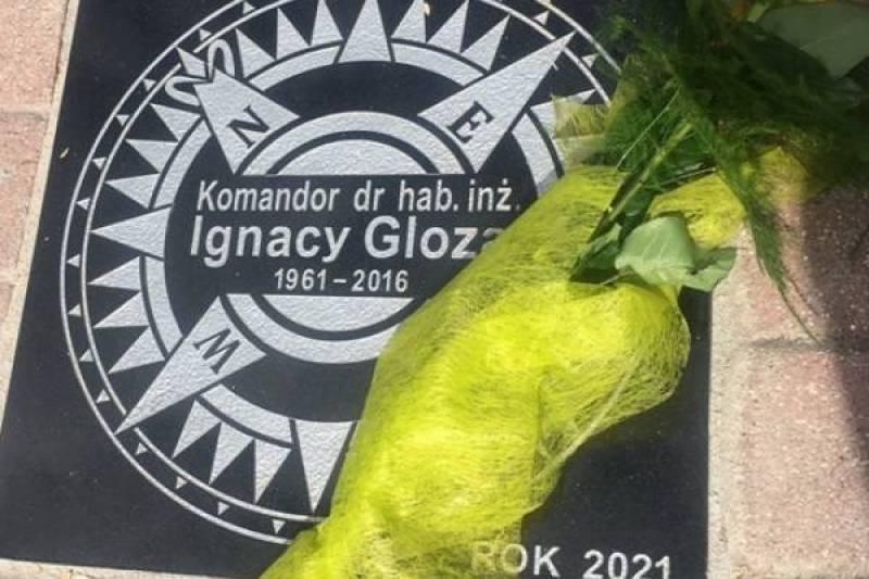 Uroczystość Odsłonięcia Tablic Pamiątkowych w Ogólnopolskiej Alei Zasłużonych Ludzi Morza