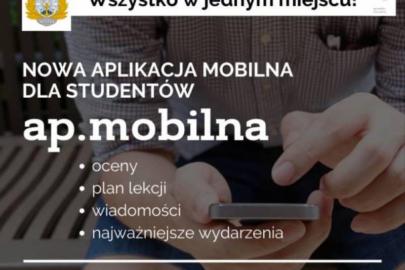 NOWA APLIKACJA MOBILNA DLA STUDENTÓW