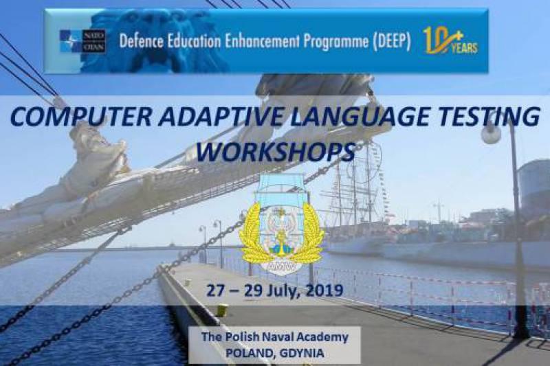 Akademia Marynarki Wojennej gospodarzem warsztatów NATO DEEP