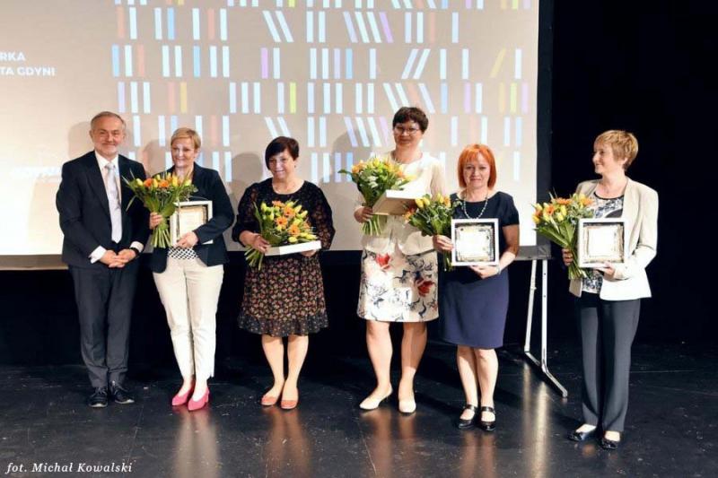 Nagroda Prezydenta Gdyni z okazji Miejskiego Dnia Bibliotekarza