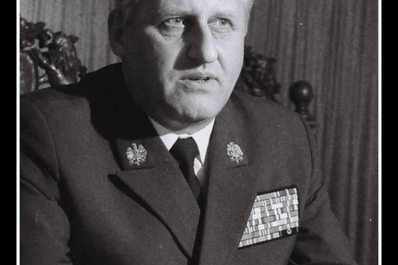 Odszedł na wieczną wachtę wiceadmirał Piotr Kołodziejczyk