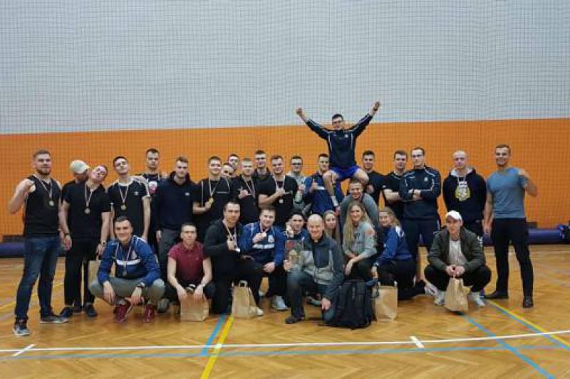 VII Mistrzostwa Polski Duszpasterstw Akademickich w Łodzi